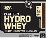 Optimum Nutrition Platinum Hydro Whey Protein Milk Chocolate, 1.6 kg - 4