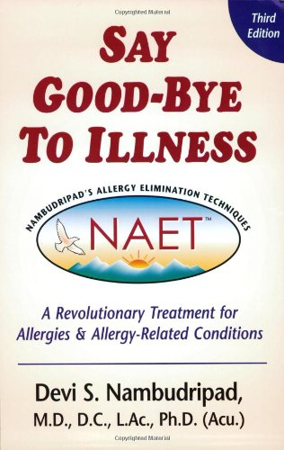 Say Good-By to Illness