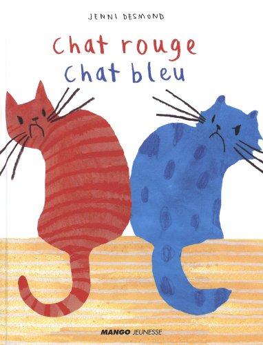 Chat rouge, chat bleu