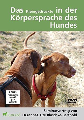 Das Kleingedruckte in der Körpersprache des Hundes [2 DVDs] -