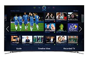 Samsung UE46F8000 46 -inch LCD 1080 pixels 1000 Hz 3D TV