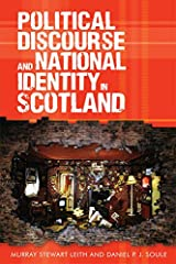 Political Discourse and National Identity in Scotland Paperback