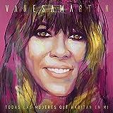 Vanesa Martín - Todas Las Mujeres Que Habitan En Mí (Reedición) CD+DVD Edición Firmada
