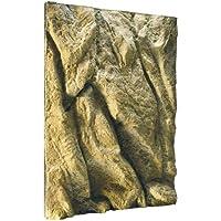 EXO TERRA Fond décoratif en relief - 45 x 60 cm - Pour terrarium