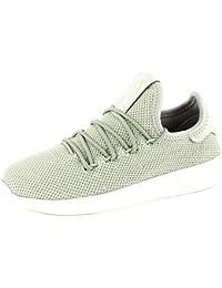 huge discount 0a990 e1f67 adidas Pw Tennis Hu C, Scarpe da Fitness Unisex-Bambini, Beige (Beitéc