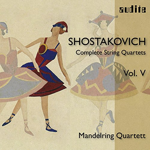String Quartet No. 11 in F Minor, Op. 122: II. Scherzo. Allegretto -