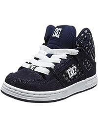 DC Shoes Rebound TX Se, Zapatillas para Niñas