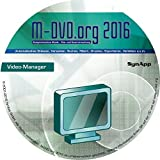 Produkt-Bild: M-DVD.Org 2016 - Video-Manager - Film- & Cover-Verwaltung (DVD, Blu-ray, AVI, DivX, uvm.)