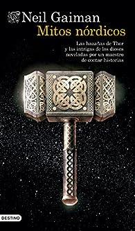 Mitos nórdicos par Neil Gaiman