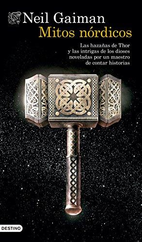 Mitos nórdicos (Áncora & Delfín) por NEil Gaiman