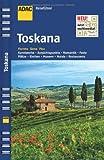 ADAC Reiseführer Toskana: Jetzt multimedial mit QR Codes zum Scannen - Kerstin Becker, Andreas Englisch