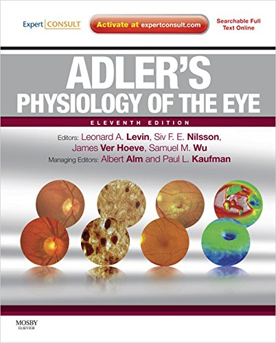 Adler's Physiology of the Eye E-Book (Expert Consult) (English Edition)