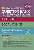 Oswaal CBSE CCE Question Bank With Complete Solutions For Class 10 Term II (October to March 2017) Social Science price comparison at Flipkart, Amazon, Crossword, Uread, Bookadda, Landmark, Homeshop18
