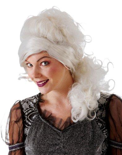 Imagen 1 de Cesar C286-001 - Peluca para disfraz de Lady Chaos, color blanco