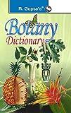 Pocket Book-Botany Dictionary
