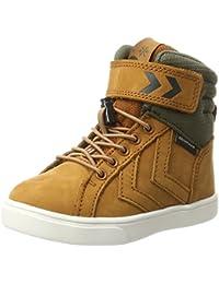 Hummel Unisex-Kinder Splash Mid Jr Hohe Sneaker
