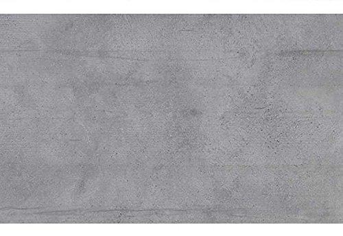 Diamond Garden HPL Tischplatte f. Tischgestell San Marino Schalbrett Beton Abmessungen: 100 x 100 cm Höhe Tischplatte: 13 mm Tischplattendekor: Schalbrett Beton