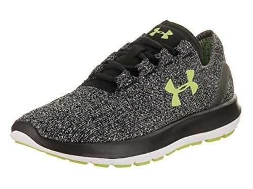 Under Armour Womens Speedform Slingride Tri Running Shoe Black