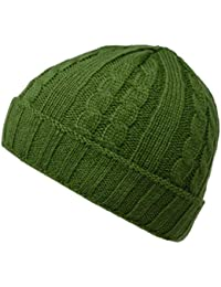 664c3b27b11 Amazon.co.uk  Green - Skullies   Beanies   Hats   Caps  Clothing