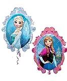 Frozen Telaio elio Foil Palloncino Supershape 25