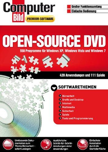 Preisvergleich Produktbild OpenSource-DVD (Computer Bild)
