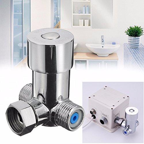 DaDago Heiß Und Kalter Thermostat Valve Temperatur Mixing Ventilventil Faucet Control Valve -