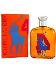 Ralph Lauren Big Pony 4 uomo eau de toilette vapo 75 ml