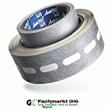 Anti-Dusttape-Set für 6-10 mm Stegplatten, Kurzrollen 6,5 mtr.