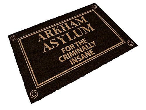 - Paillasson DC Universe - Arkham Asylum- Taille 73x43cm
