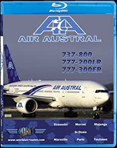 Air Austral 737 777 blu-ray