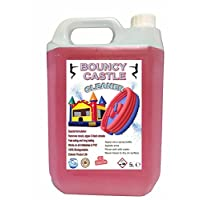 BOUNCY CASTLE, INFLATABLE CLEANER DEGREASER 5L - Chemical Superstore