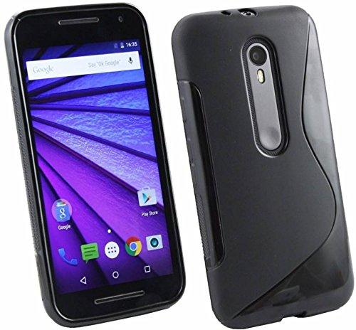 S-Gripline Premium Flexible S^Line Silicon Case for Motorola Moto G Turbo Edition
