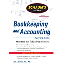 Schaum's Outline of Bookkeeping and Accounting, Fourth Edition (English Edition)