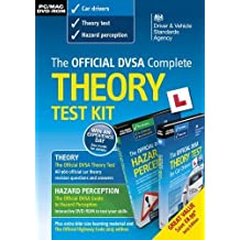 The Official DVSA Complete Theory Test Kit 2015 by Driver and Vehicle Standards Agency (DVSA) (2015-06-01)