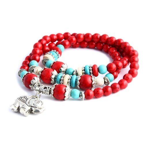 merida-bijoux-thailande-bouddha-elephant-charm-arrondis-wulstige-ausdehnungs-bracelet