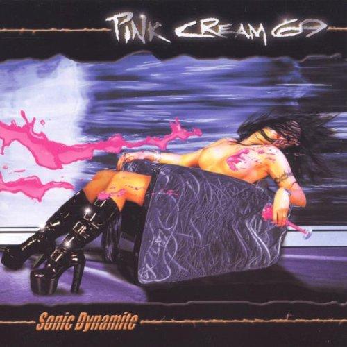 Sonic Dynamite Pink Cream