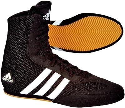 Adidas Box Hog 2 - Zapatillas de artes marciales para hombre multicolor multicolor