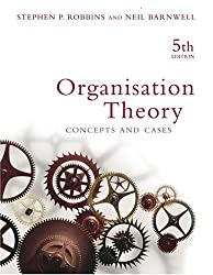 Organisation Theory: Concepts and Cases