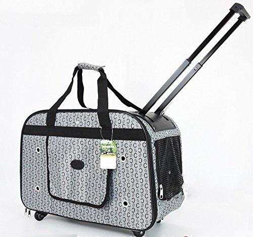 Pet Trolley Case NAUY- Bolsa Perros Bolsa Mascotas