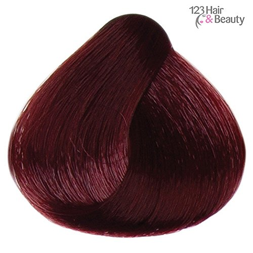 Verbesserung Der Lippenfarbe (Ion Permanent Hair Colour 100ml - 6.66 Dark Intense Red Blonde 100ml)