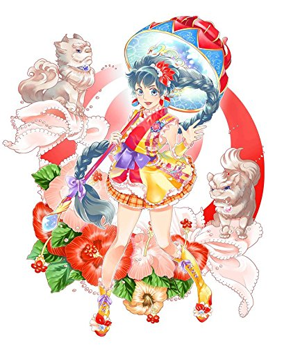 mahou-shoujo-taisen-24x29-inch-60x73-cm-silk-poster-seta-manifesto-pj14-35fc