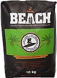 10 Kg Beach Kokos Grill Briketts von BlackSellig reine Kokosnussschalen