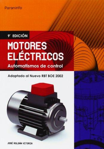 Motores Electricos Automatismo de Control