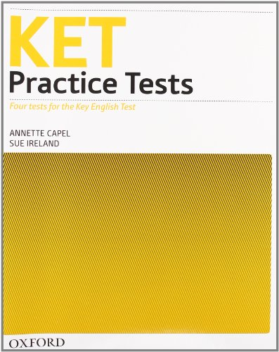 Ket practice tests. Without key. Per le Scuole superiori. Con CD Audio