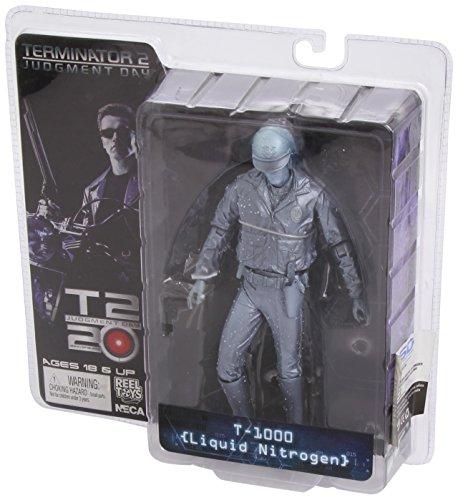NECA Figura Terminator T1000 Niitrógeno Líquido (18 cm) 3