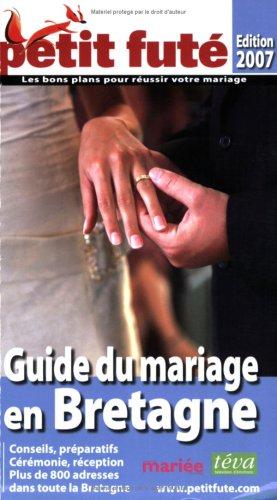 Petit Futé Guide du mariage en Bretagne