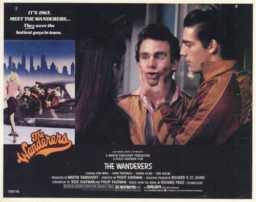 The Wanderers Plakat Movie Poster (11 x 14 Inches - 28cm x 36cm) (1979) C