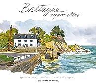Bretagne aquarelles par Fabrice Moireau
