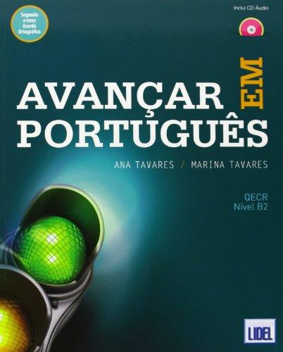 Avançar em português por Vv.Aa.