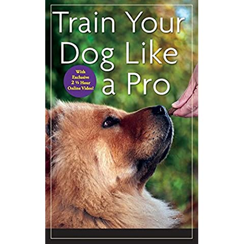 Train Your Dog Like a Pro by Jean Donaldson (28-Apr-2010) Hardcover - Pro Dog